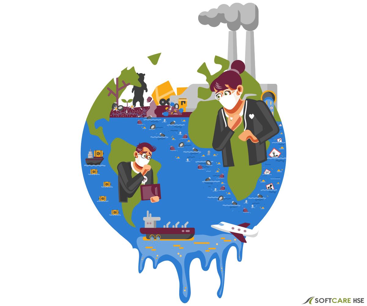 reati ambientali 231 da considerare nel modello 231 ex d.lgs. 231/01 - gestione MOG 231 con SoftcareHSE software qualità ambiente e sicurezza.